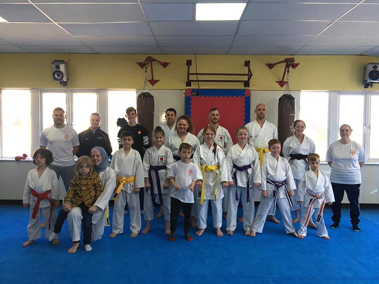 Shotokan and Sport Karate